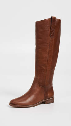 Madewell The Winslow Knee High Boots