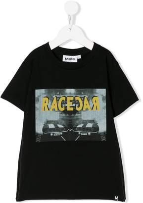 Molo racecar print T-shirt