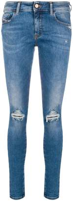Diesel Slandy-Low skinny jeans