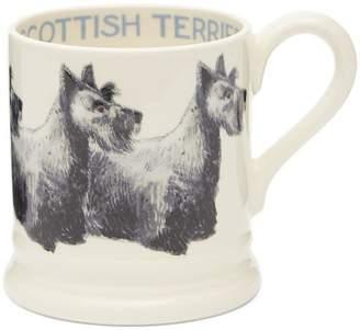 Emma Bridgewater Scottish Terrier Half-Pint Mug