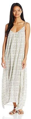 Billabong Juniors Island Wanderer Maxi Dress $59.95 thestylecure.com