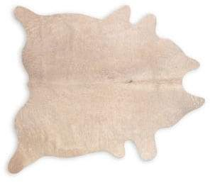 NATURAL Geneva Cowhide Rug