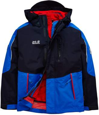 Jack Wolfskin Crosswind 3in1 Jacket
