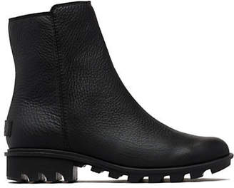 Sorel Phoenix Zip Waterproof Leather Boots