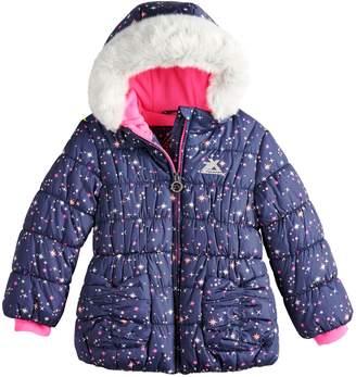 ZeroXposur Toddler Girl Aubree Printed Jacket