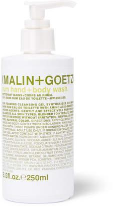 Malin+Goetz Malin + Goetz Malin + Goetz - Rum Hand + Body Wash, 250ml