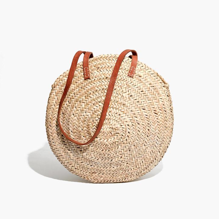 Indigo&LavenderTM Large Lucena Shopper Basket