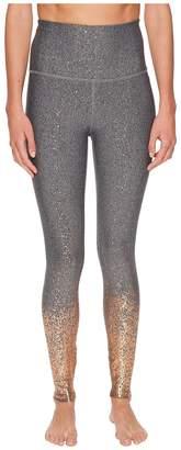 Beyond Yoga Alloy Ombre High-Waisted Midi Leggings Women's Casual Pants