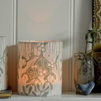 Steve Madden hannah Mistletoe Lantern Block Printed By Hand