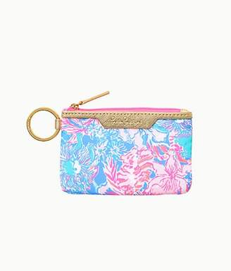 Lilly Pulitzer Key ID Card Case