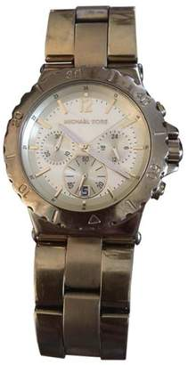 Michael Kors MK5313 Chronograph Gold-Tone Stainless Steel 42mm Watch