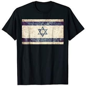 Unique Trendy & Vintage Isreal Flag T-Shirt & Gift G999955