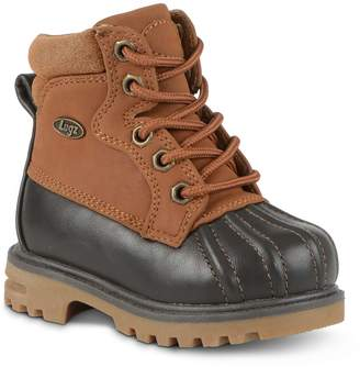 Lugz Mallard Toddlers' Duck Boots $50 thestylecure.com