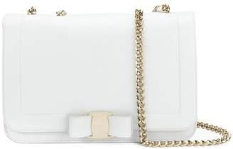 Salvatore Ferragamo bow shoulder bag