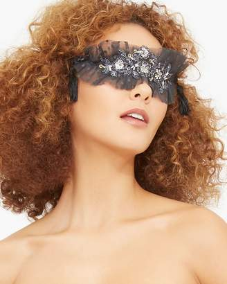 Only Hearts Eyes Wide Shut Glimmer Mask and Thong Set