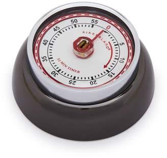 Kikkerland Retro Magnetic Kitchen Timer