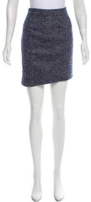Cerruti Wool Mini Skirt