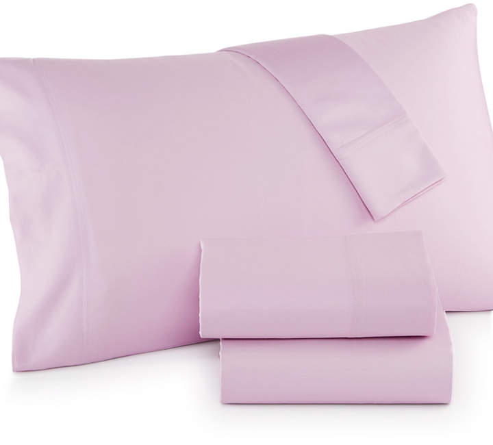 Charter Club Queen 4-pc Sheet Set, 300 Thread Count Egyptian Cotton Blend, Only at Macy's Bedding