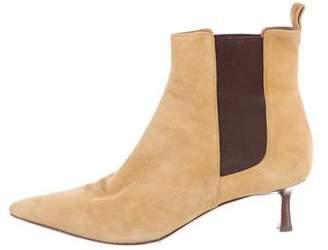 Lambertson Truex Chelsea Suede Ankle Boots