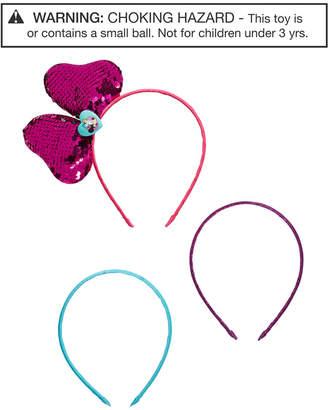 LTB Minnie Mouse Little & Big Girls 3-Pk. Headbands