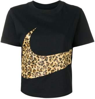 Nike (ナイキ) - Nike レオパード Tシャツ