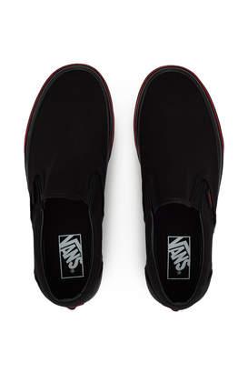 Vans Flame Wall Classic Slip-On Sneaker