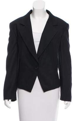 Christian Dior Tailored Wool Blazer