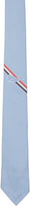 Thom Browne Blue Whale Stripe Classic Tie $240 thestylecure.com