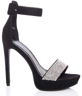 9e6ccce2f322 Diamante Platform Shoes - ShopStyle UK
