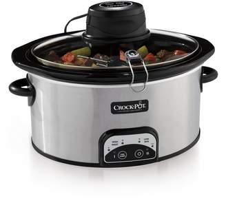 Crock Pot Digital Slow Cooker with iStir Stirring System CPVP650BS033