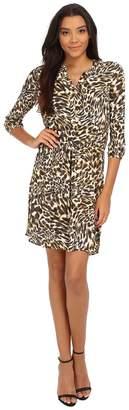 NYDJ Lauren PLeat Back Dress Women's Dress
