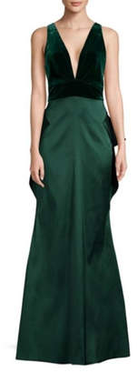 Sachin + Babi Sleeveless Evening Gown
