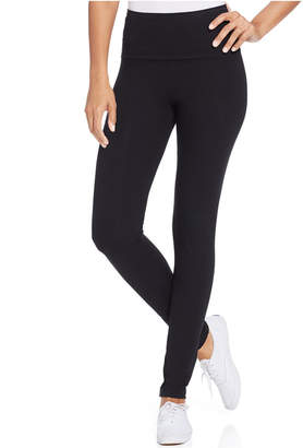Style&Co. Style & Co Petite Tummy-Control Active Leggings, Created for Macy's