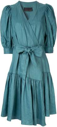 Ginger & Smart Serenity wrap dress