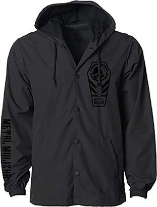 Metal Mulisha Men's Reincarnate Windbreaker Jacket