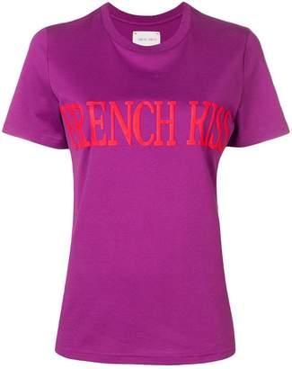 Alberta Ferretti French Kiss T-shirt