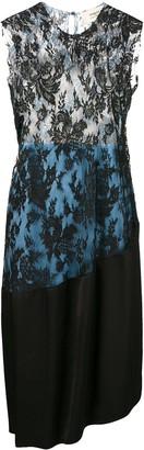 Ports 1961 lace panelled dress