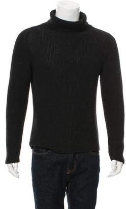 Gucci Alpaca Cowl Neck Sweater