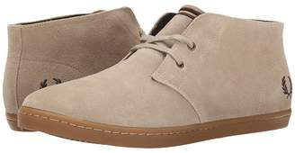 Fred Perry Byron Mid Suede Men's Lace up casual Shoes