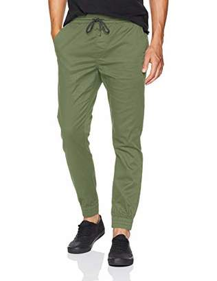 Volcom Men's Frickin Modern Fit Tap Jogger Chino Pant