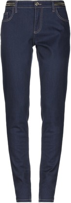 Class Roberto Cavalli Denim pants - Item 42748105NU