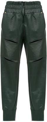 Andrea Bogosian leather trousers