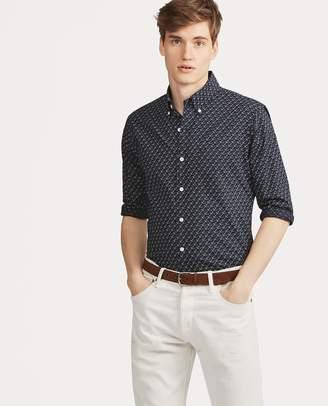 Ralph Lauren Classic Fit Anchor-Print Shirt