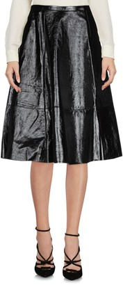 Drome Knee length skirts