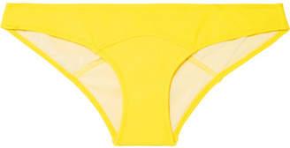 Lisa Marie Fernandez Arden Stretch-crepe Bikini Briefs