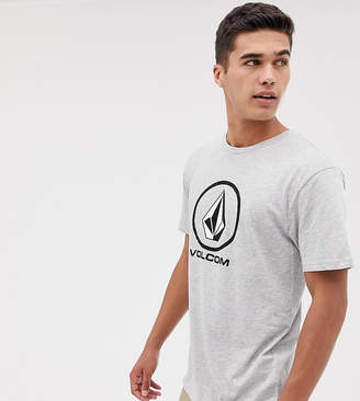Volcom t shirt in gray