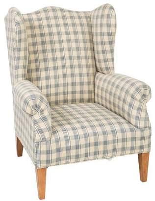 Ralph Lauren Irish Coast Wingback Chair