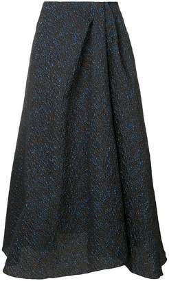 Roland Mouret A-line flared skirt