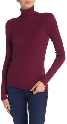 Splendid Ribbed Turtleneck Sweater