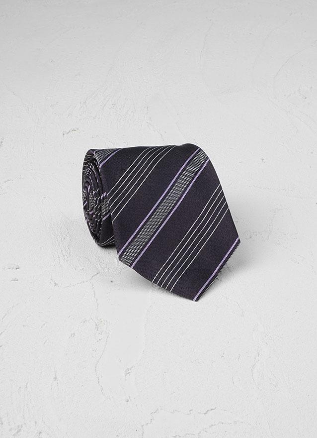 John Varvatos Classic Stripe Tie